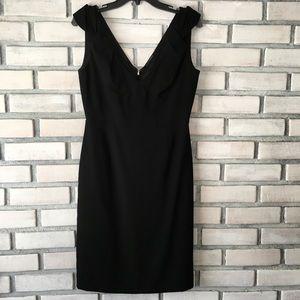 Elie Tahiti Size 6 Black Dress